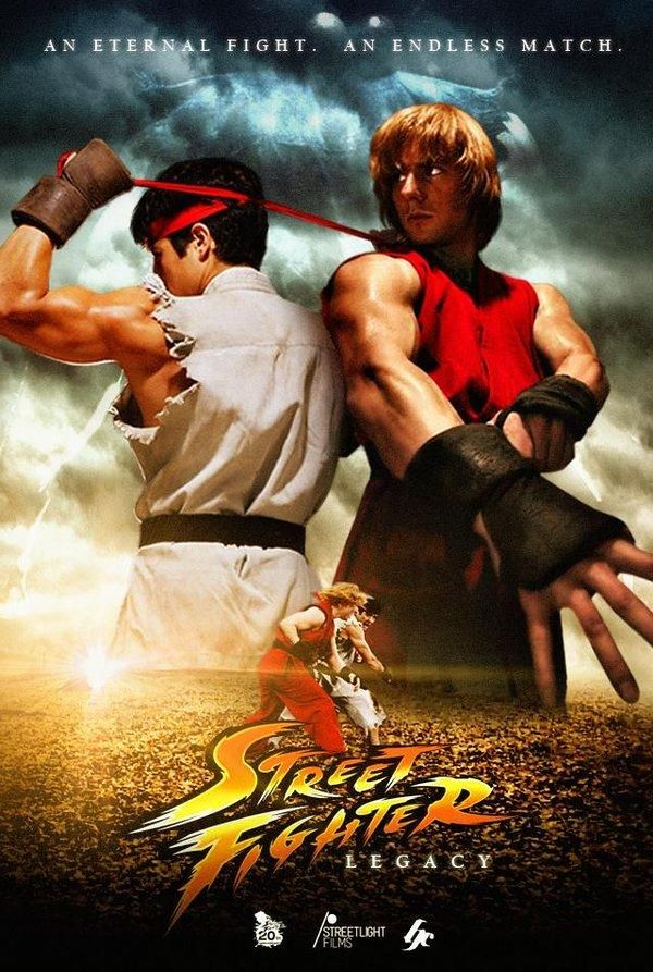 Street Fighter: Legacy (Video 2010)