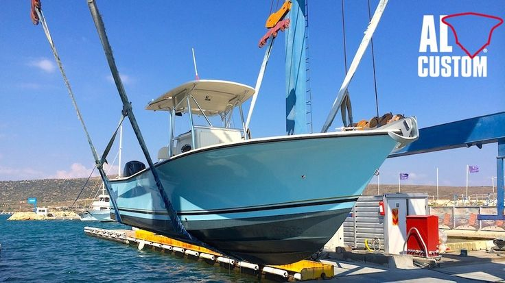 16 best ideas about al custom boats on pinterest katana for Custom fishing boats
