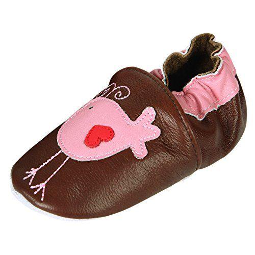 CHIC-CHIC- Chaussures Bébé - Chaussons Bébé - Chaussons Cuir Souple - Chaussures Cuir Souple - Chaussures Premiers Pas - Chaussures Bébé Fille Chaussures Bébé Garçon (12-18 mois) #CHIC #Chaussures #Bébé #Chaussons #Cuir #Souple #Premiers #Fille #Garçon #mois)