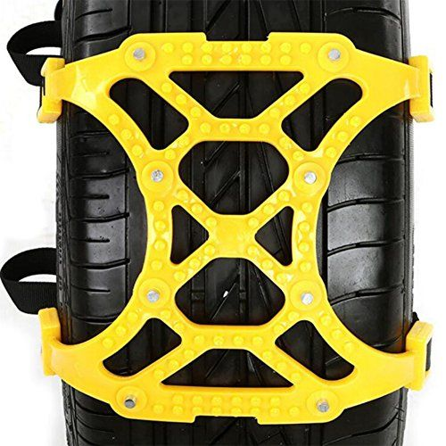 Car Snow Chain, Ocamo Winter Truck Car Snow Chain Thickened TPU Tire Anti-skid Belt For 165-265MM Types Car-styling. For product info go to:  https://www.caraccessoriesonlinemarket.com/car-snow-chain-ocamo-winter-truck-car-snow-chain-thickened-tpu-tire-anti-skid-belt-for-165-265mm-types-car-styling/