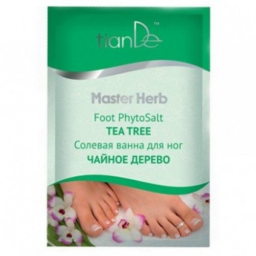 Tea Tree Foot Phyto Salt, 50g