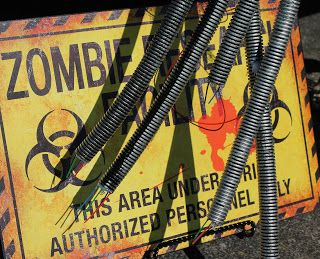 #DiaryOfAZombieApocalypse Chapter 12: From the journal of Correctional Officer Steven Williams, March 5 #ZombieApocalypse #Zombies #ZombieBlog #Blog #ReadAlong