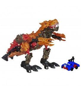 Robot/dinobot Construct-Bots Dinofire Grimlock
