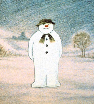 The Snowman - Christmas eve every year!