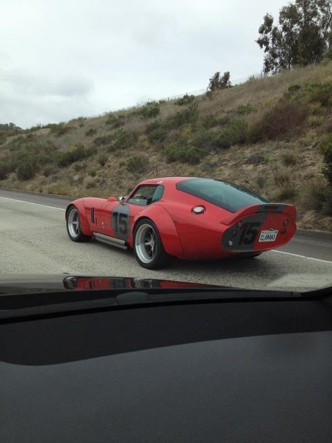Ferrari 250 GTO Fastback Kit Car