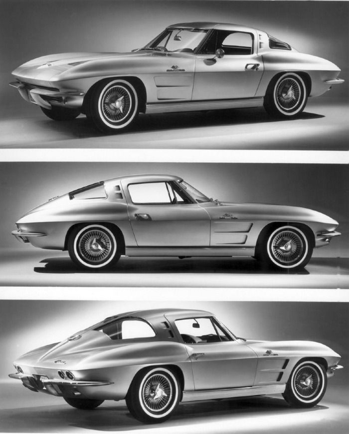 Classic Corvette #cars #automotive