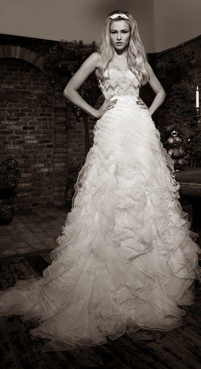 48 besten [Collection] 2010 Collection - Bridal Bilder auf Pinterest ...