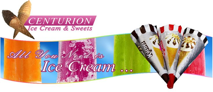 Welcome to Centurion Ice Cream & Sweets, renowned suppliers of a full range of ice creams, sweets, party accessories and cakes.