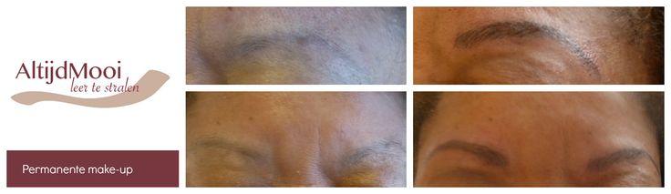 AltijdMooi Maarssen permanenten make-up 3 d hairstrokes www.altijdmooi.com