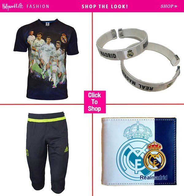 Real Madrid Merchandise - Shop Sleek