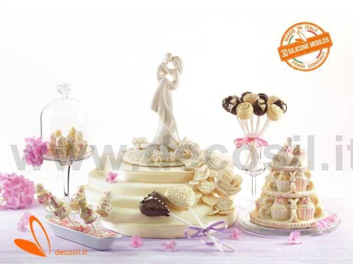 stampo campana di cioccolato - Stampo Guscio Campana Cupcakes