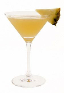 Flirtinis (Champagne, Vodka Pineapple Juice). These are fantastic and dangerous because you cant taste the vodka!
