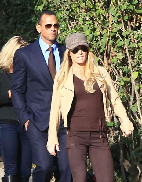 Torrie Wilson Photos - Alex Rodriguez Goes House Hunting In Beverly Hills - Zimbio