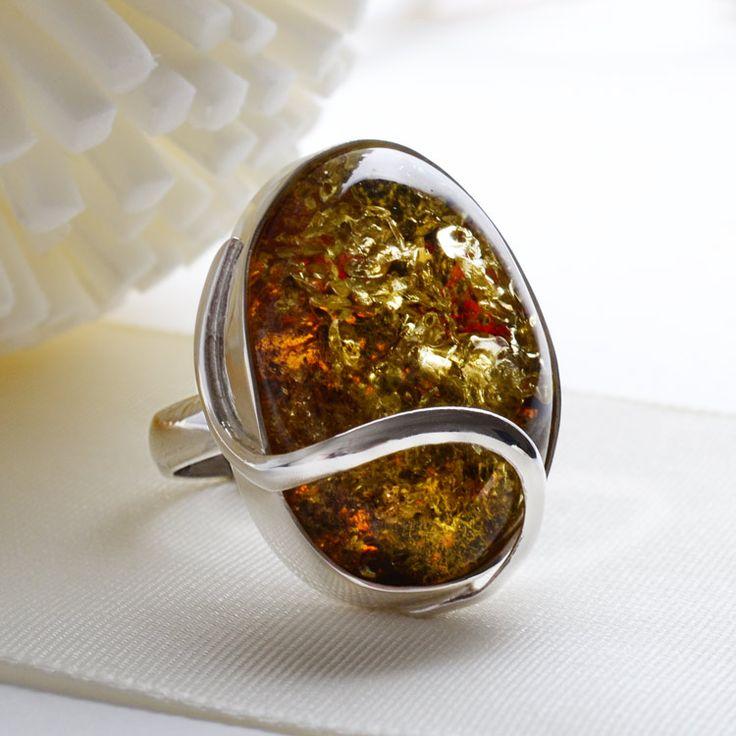 Baltic Amber jewelry <3