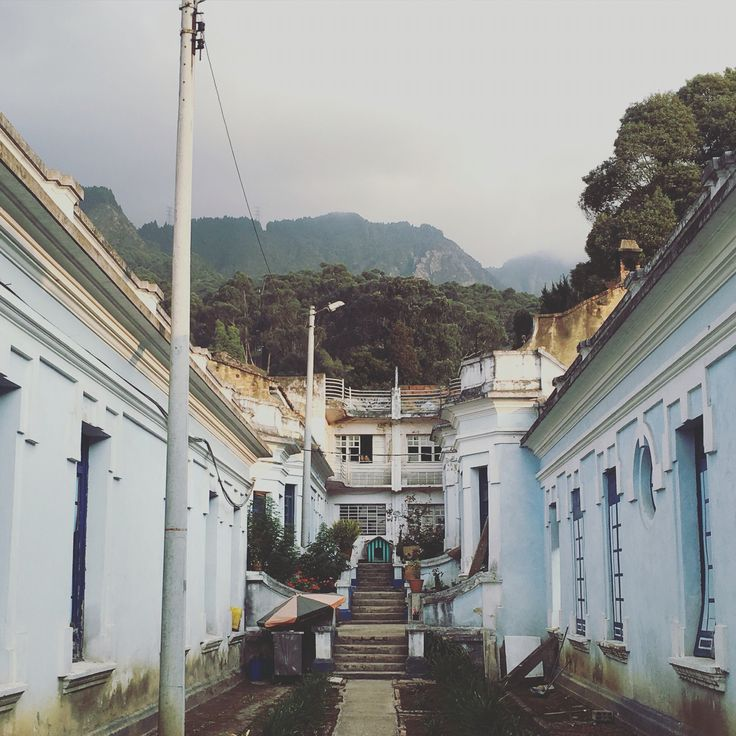 Candelaria ,Bogotá Colombia