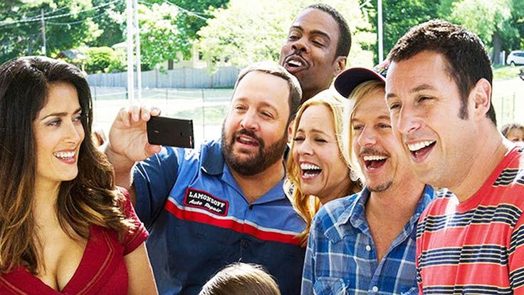 Check out the trailer for Grown Ups 2, and then come to see it for free!  Laugh with SCPAB in the Trabant Movie Theater this weekend for free on Friday at 10pm and Saturday at 7:30pm! #scpabfilms