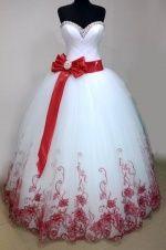 Под заказ. Свадебные платья в Украинском стиле, пошив под заказ, г. Киев, салон Elen-Mary : фотографии Свадьба