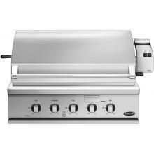 DCS 36-Inch Built-In Natural Gas Grill - BGC36-BQAR-N