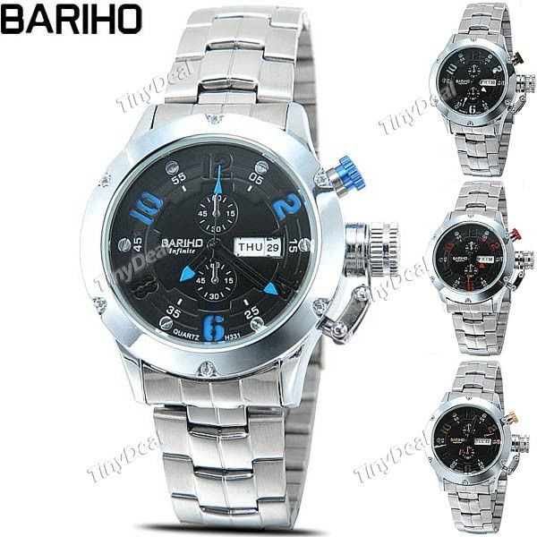 http://www.tinydeal.com/it/bariho-quartz-watch-w-stainless-steel-band-f-men-p-115298.html  (BARIHO) Quartz Analog Wristwatch Timepiece with Stainless Steel Band