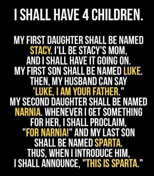 lolQuote, 4Kids, Kids Names, Children, Funny Stuff, Future Kids, So Funny, Narnia, 4 Kids