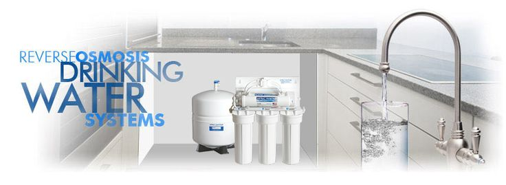 Reverse Osmosis Water Treatment Drinking Systems $299 +
