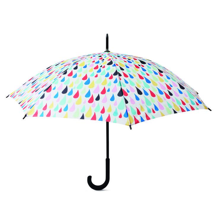 Ομπρέλα με σταγόνες χρώματος!
