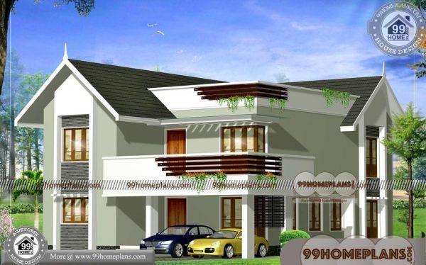 Economic House Design 45 Double Story House Floor Plans Ideas House Arch Design Small House Front Design House Front Design