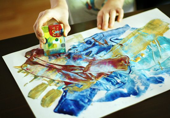 7 Unique Painting Tools for Kids | Make and TakesRubber Band