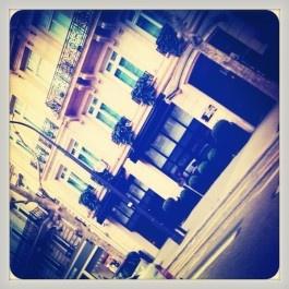 Αυτές είναι οι αποχρώσεις μιας πανέμορφης διαδρομής... #Παρίσι