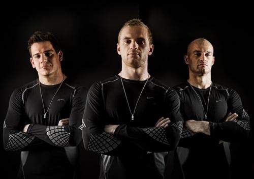 Branko Radivojevič, Marián Gáborík and Pavol Demitra (R.I.P)