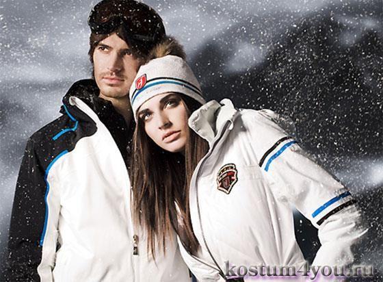 Тёплые горнолыжные костюмы