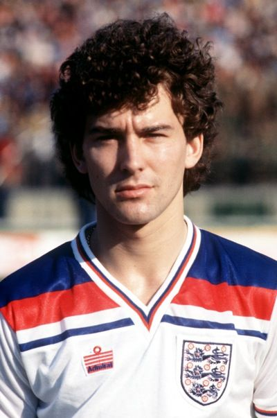 Bryan Robson (England and MUFC)