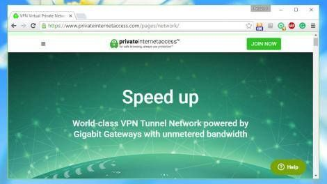 Review: Private Internet Access -> http://www.techradar.com/1325631  Some VPN companies ask you to choose from only five or 10 servers but Private Internet Access offers a huge selection of 3300 servers in 24 countries leaving everyone else trailing in its digital wake.  The company doesn't give you any surprising bonus features but the service is still better than average. There's support for five devices PPTP/OpenVPN and L2TP/IPSec protocols a SOCKS5 proxy and no obvious restrictions on…
