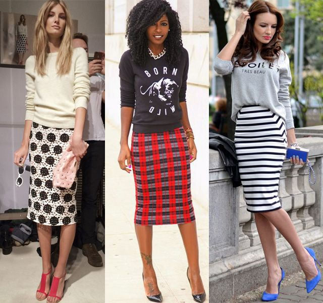 Best 25  Pencil skirt patterns ideas only on Pinterest | Simple ...