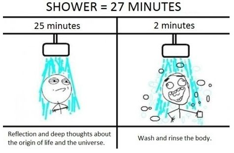 yes.: Sooo True, Stick Figures, Deep Thoughts, Showers Time, My Life, Hahaha Yup, Totally, True Stories, Haha So True
