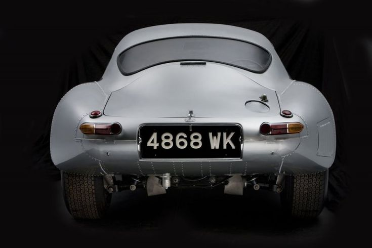 Restoration of 1963 Jaguar E-Type Lightweight with Low Drag Body | The Car Build Index