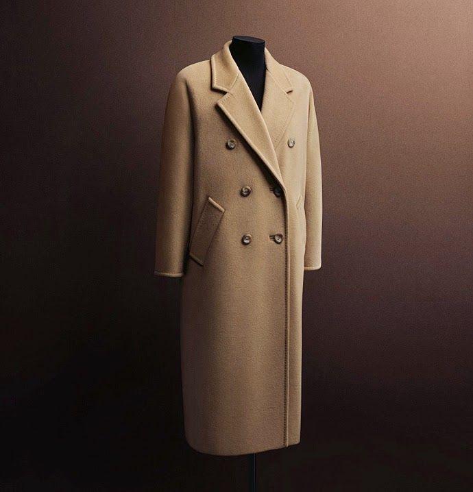 le manteau icone 101 801 maxmara love it pinterest. Black Bedroom Furniture Sets. Home Design Ideas