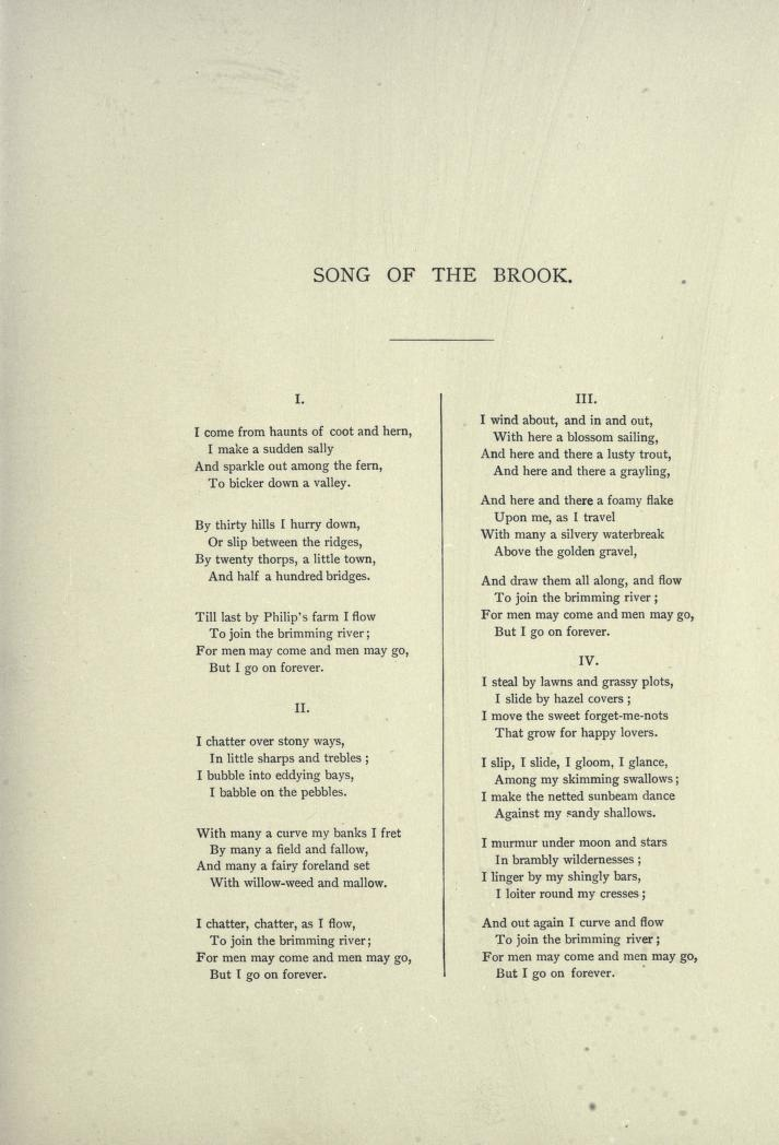 tennyson poem ulysses Brief summary of the poem ulysses  by alfred, lord tennyson  ulysses  details ulysses' intense dissatisfaction and boredom on his island home of ithaca.
