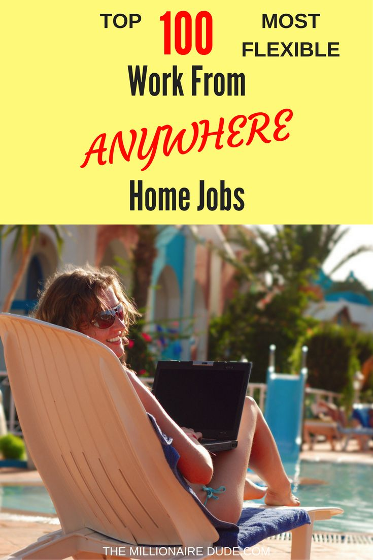 Work From Home Sitting by the pool - or Anywhere