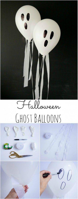 Easy to Make DIY Halloween Decorations