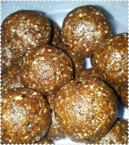 Thermomix 5 Minute Bliss Balls