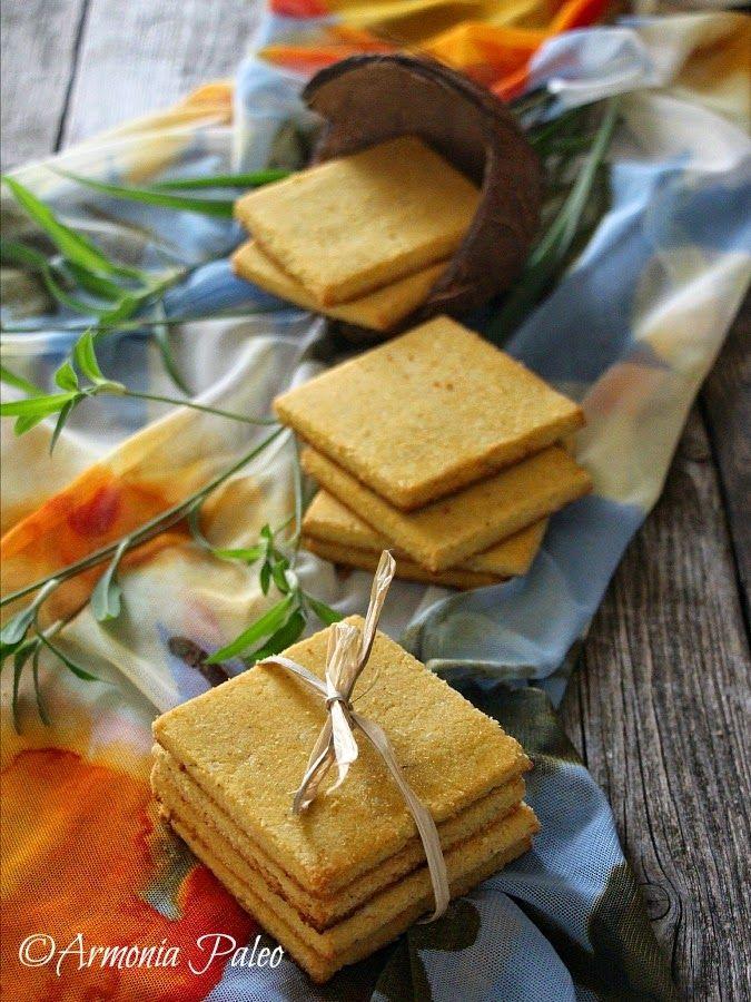Biscotti al Cocco delle Isole Samoa di Armonia Paleo