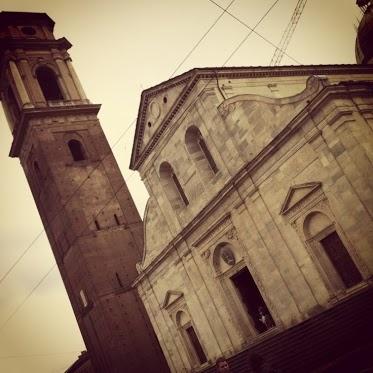 Il Duomo sotto la pioggia #torinocentro #InvasioniDigitali