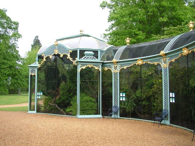 Victorian Planted Aviary