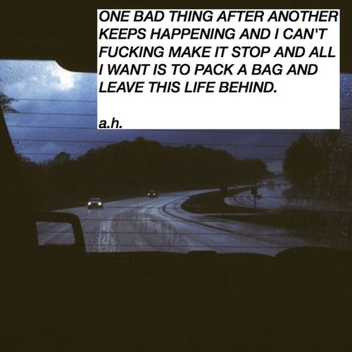 lonely and lost // lizzierosemarks