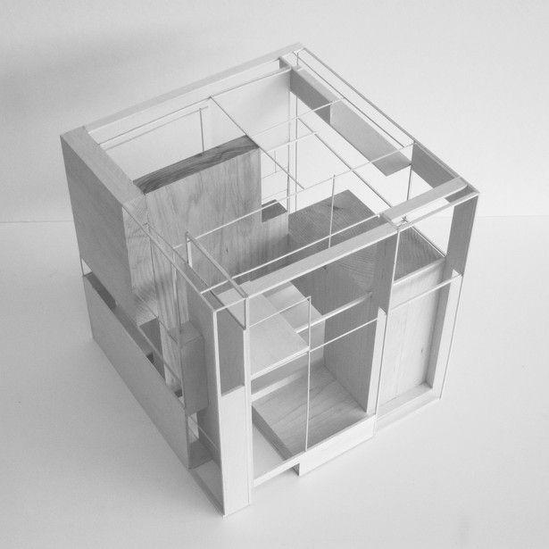 65 best cube images on pinterest cubes maquette architecture and sculpture. Black Bedroom Furniture Sets. Home Design Ideas