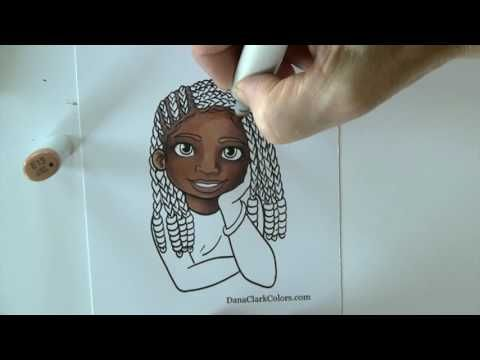 32 best natural hair coloring books images on Pinterest | Coloring ...