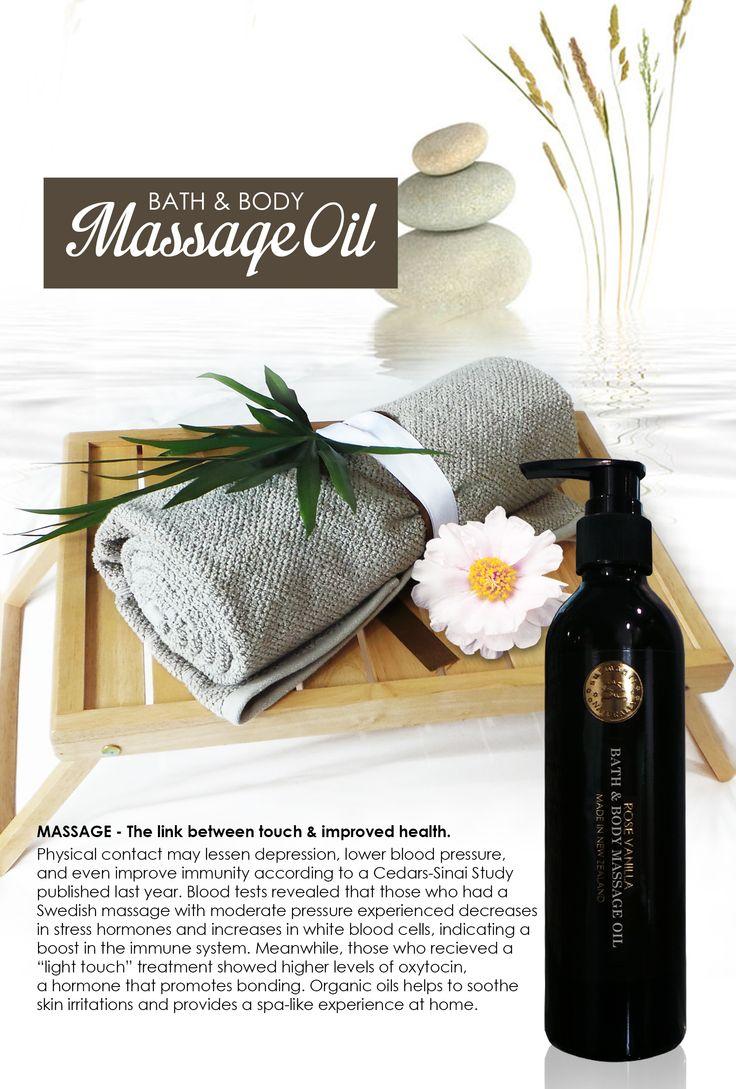 Surmanti Bath & Body Massage Oil