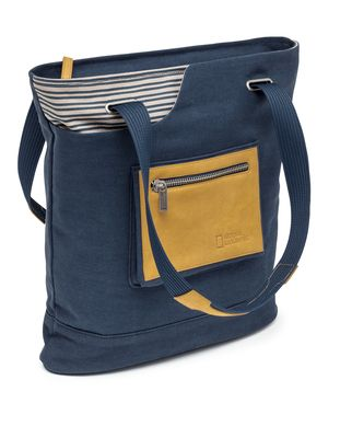 The #Mediterranean Medium Tote allows you to pack for a day trip, comfortably accommodating and protecting your personal items, photographic #gear and media #accessories. A zipped main compartment keeps all your contents safe inside. It holds an #entry-level #camera with a lens attached or a mirrorless camera with an extra lens. The Medium Tote includes a removable protective #camera insert and a shoulder strap.