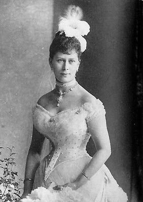 Sua Altezza Serenissima Principessa Mary di Teck